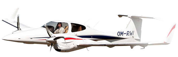 Diamond DA-42NG-VI Twin Star familiarization and MEP(land) revalidation